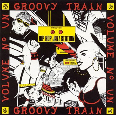 Groovy Train, Vol. 1