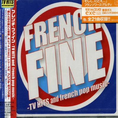 French Fine: TV Hits & French Pop Music
