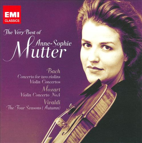 The Very Best of Anne-Sophie Mutter