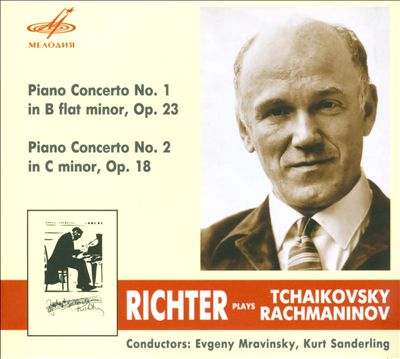 Richter plays Tchaikovsky & Rachmaninov