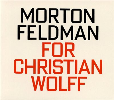 For Christian Wolff (1986)