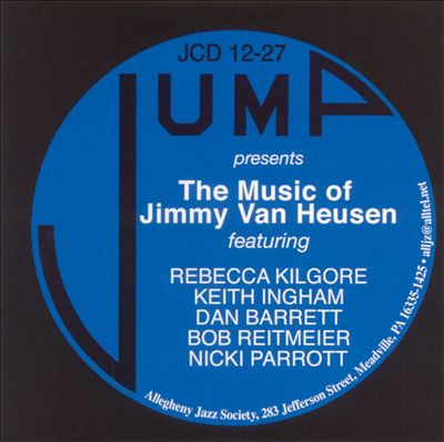 The Music of Jimmy Van Heusen