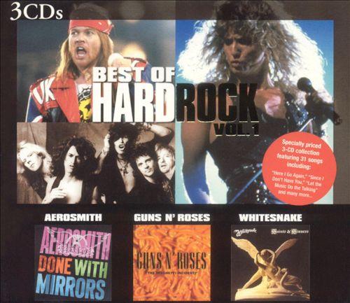 Best of Hard Rock, Vol. 1: Aerosmith/Guns and Roses