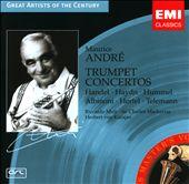 Trumpet Concertos: Handel, Haydn, Hummel, Albinoni, Hertel, Telemann