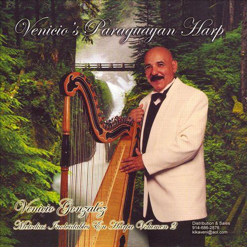 Venicio's Paraguayan Harp