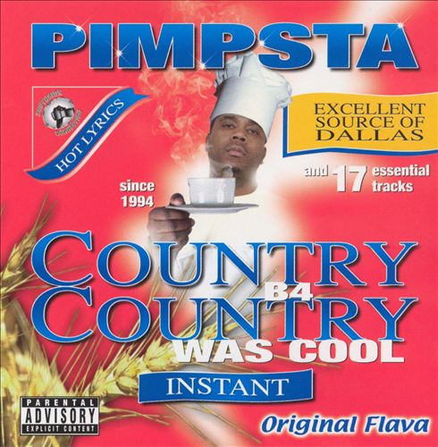 Country B-4 Country Was Cool