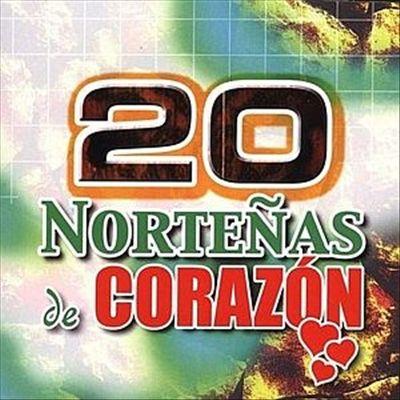 20 Nortenos de Corazon