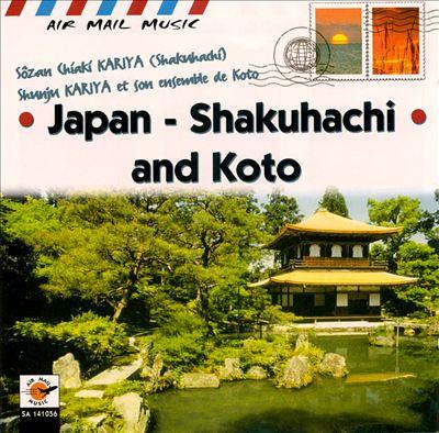 Air Mail Music: Japan - Shakuhachi and Koto