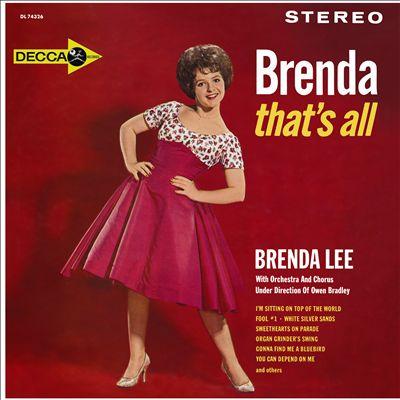 Brenda, That's All