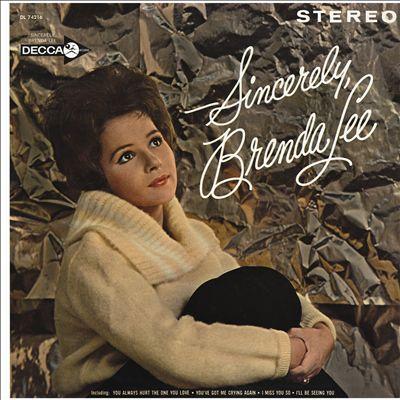 Sincerely, Brenda Lee