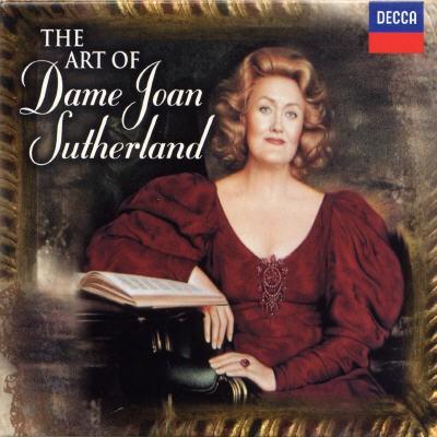 The Art Of Dame Joan Sutherland [Australia]