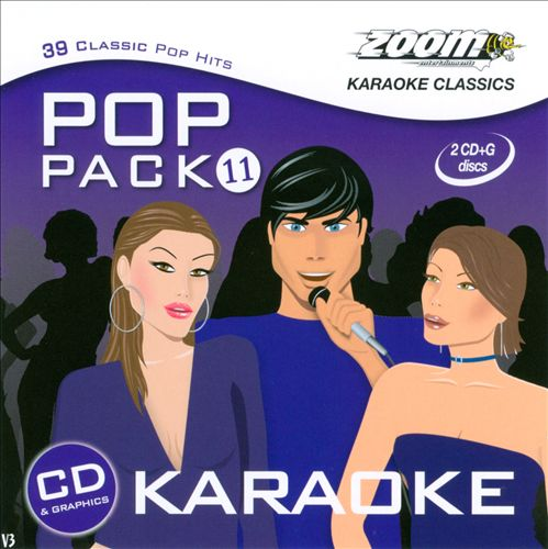 Zoom Karaoke: Pop Pack, Vol. 11