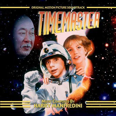 Timemaster [Original Motion Picture Soundtrack]