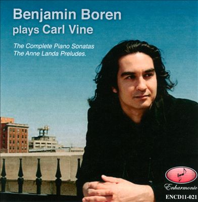 Benjamin Boren plays Carl Vine