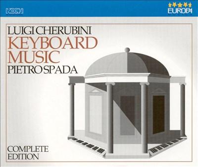 Luigi Cherubini: Keyboard Music