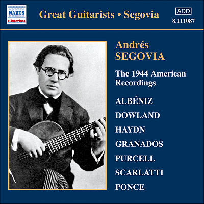 Segovia Edition 1