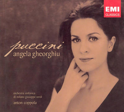 Angela Gheorghiu Sings Puccini
