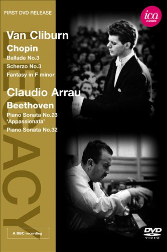 Van Cliburn, Claudio Arrau