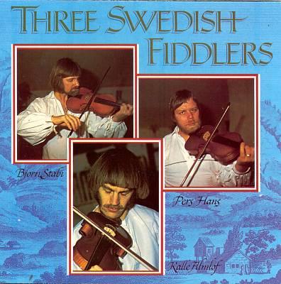 Three Swedish Fiddlers