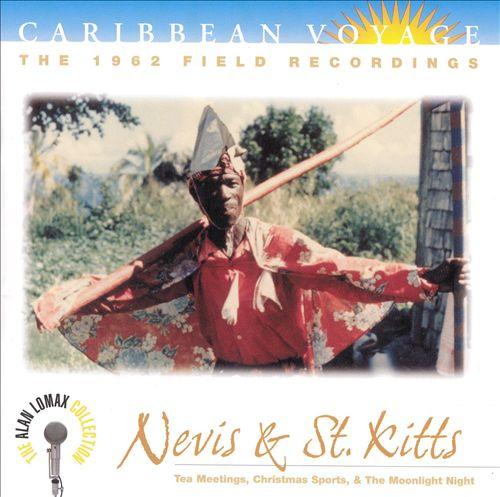 Caribbean Voyage: Nevis and St. Kitts Tea Meetings