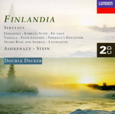 Jean Sibelius: Finlandia; Karelia Suite; En saga; Tapiola; Four Legends; Pohjola's Daughter; Night-Ride and Sunrise