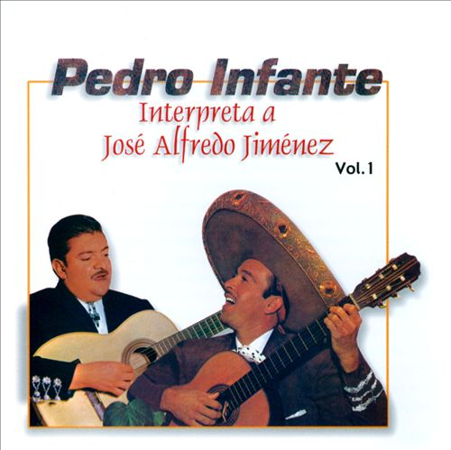 Interpreta A José Alfredo Jiménez, Vol. 1 [WEA International]