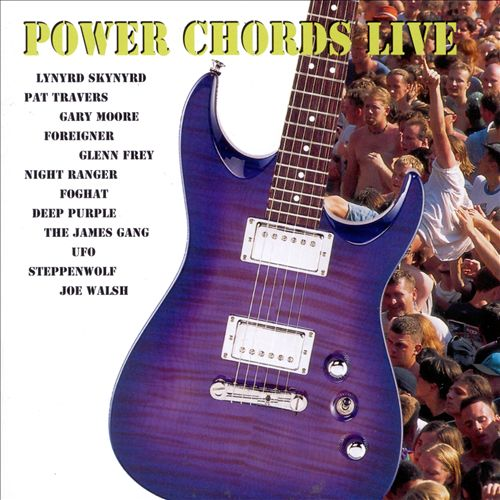 Power Chords Live