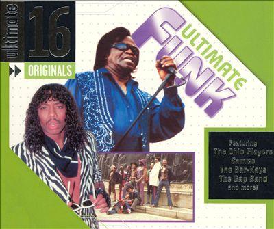 Ultimate 16: Ultimate Funk
