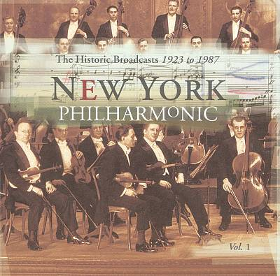 The Historic Broadcasts, 1923 to 1987, Vol. 1