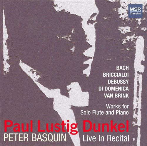 Paul Lustig Dunkel Live in Recital