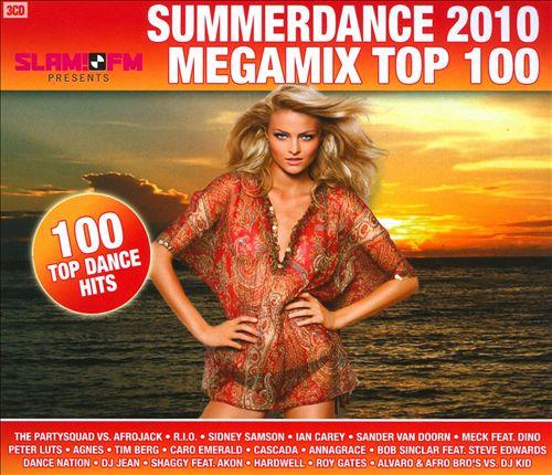 Summerdance 2010: Megamix Top 100