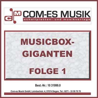 Musicbox: Giganten, Folge 1