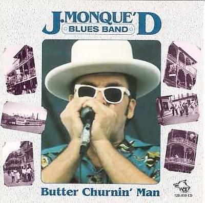 Butter Churnin Man