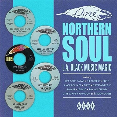 Doré Northern Soul: L.A. Black Music Magic