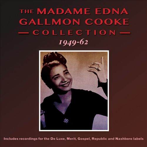 The Madam Edna Gallmon Cooke Collection 1949-1962