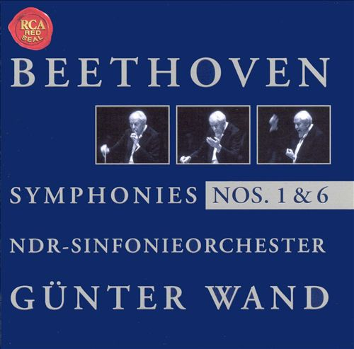 Beethoven: Symphonies Nos. 1 & 6