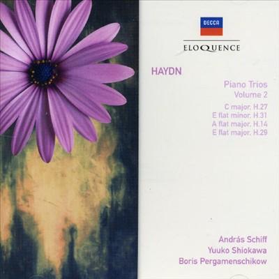 Haydn: Piano Trios, Vol. 2 - H.27, H.31, H.14, H.29