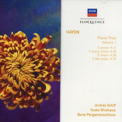 Haydn: Piano Trios, Vol. 1 - H.12, H.26, H.28, H.30