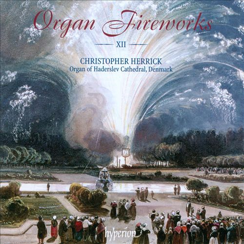 Organ Fireworks, Vol. 12