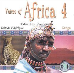 Voices of Africa, Vol. 4: Congo