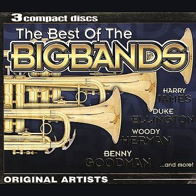 Best of Big Bands [Madacy Box]