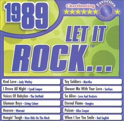 Let It Rock 1989