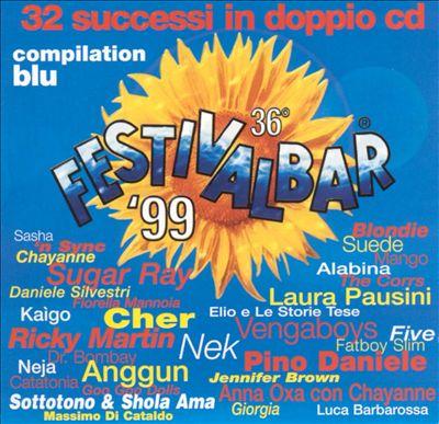 Festivalbar '99: Compilation Blue