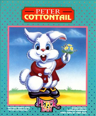 Here Comes Peter Cottontail: Read & Listen