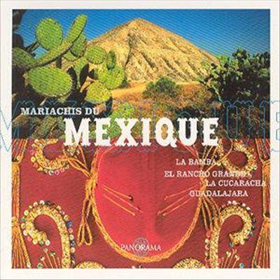 Mariachis de Mexique [Sony]