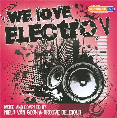 We Love Electro V