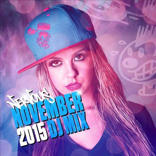 Nervous November 2015 DJ Mix
