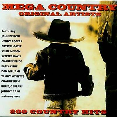 Mega Country [10 CD]