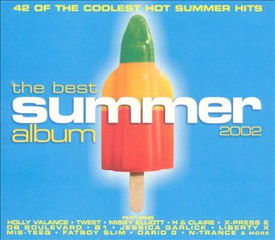 Best Summer Album 2002