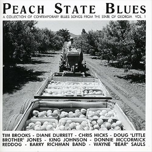 Peach State Blues: A Collection of Contemporary Blues Songs, Vol. 1